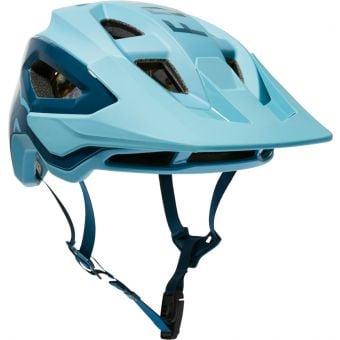 Fox Speedframe Pro Helmet Sulphur Blue