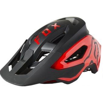 Fox Speedframe Pro MIPS MTB Helmet Black/Red