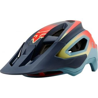 Fox Speedframe Pro MIPS MTB Helmet Daiz Light Blue