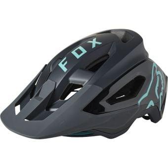 Fox Speedframe Pro MIPS MTB Helmet Black/Teal