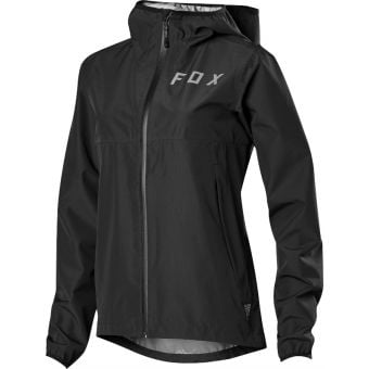 Fox Ranger Womens 2.5L Water Jacket Black 2021
