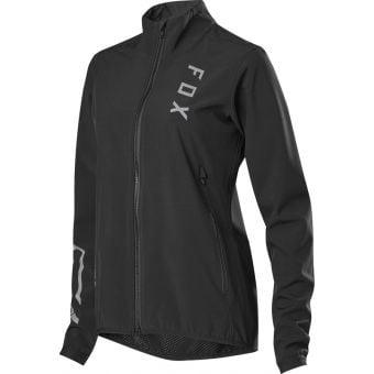 Fox Ranger Womens Fire Jacket Black 2021