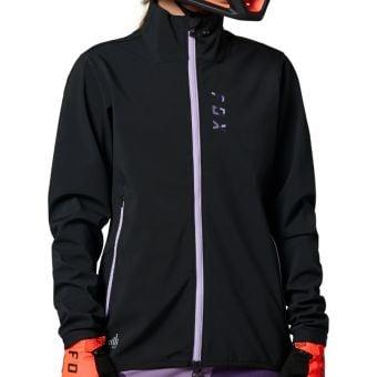 Fox Womens Ranger Fire Jacket Black/Purple