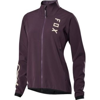 Fox Ranger Womens Fire Jacket Dark Purple 2021