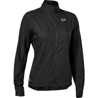 Fox Womens Ranger Wind Jacket Black
