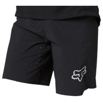 Fox Youth Flexair Shorts Black 2021