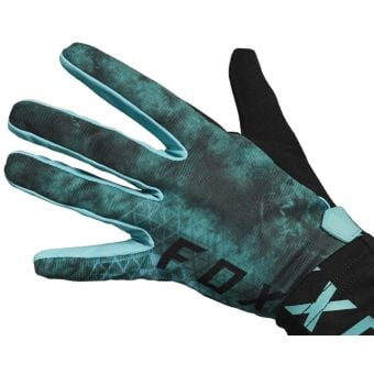 Fox Youth Ranger FF Gloves Teal 2021