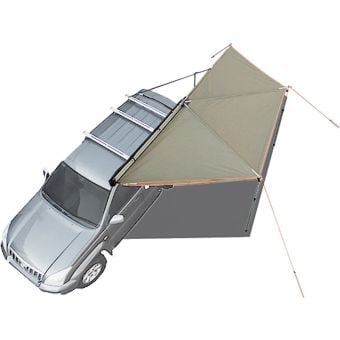 Foxwing 180° Left Hand Side Awning