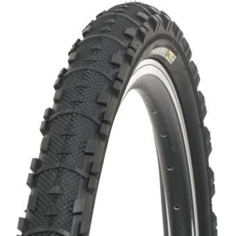 """Freedom Gravel Armour Protection 26x1.95"""" Tyre Black"""