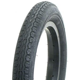 "Freedom Road Ruler 12-1/2x2-1/4"" Tyre Black"