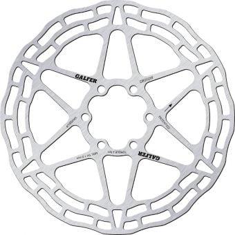 Galfer Bike Disc Wave Fixed 6 Bolt 160mmx1.8mm Trials Disc Brake Rotor