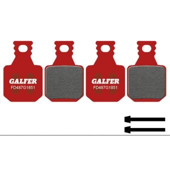 Galfer Bike FD487 Magura MT5/MT7 Advanced Disc Brake Pads