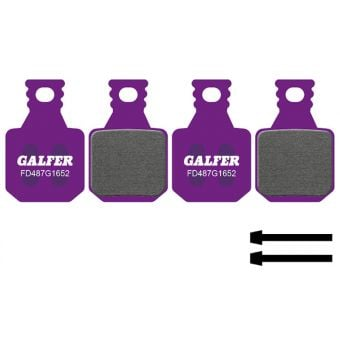Galfer Bike FD487 Magura MT5/MT7 E-Bike Disc Brake Pads