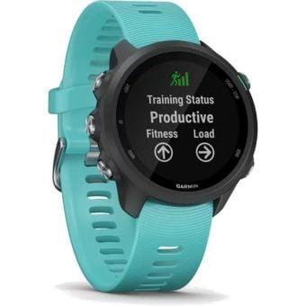 Garmin Forerunner 245 Music GPS Smartwatch Aqua