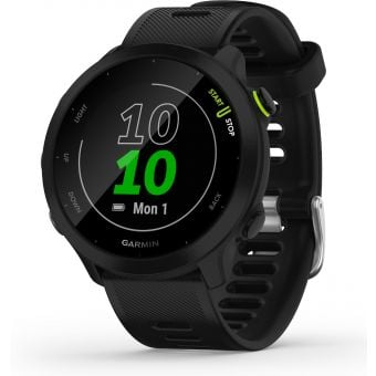 Garmin Forerunner 55 GPS Sports Watch Black
