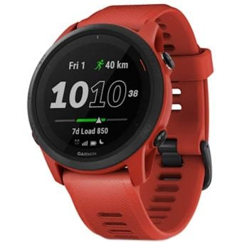 Garmin Forerunner 745 Multisport GPS Watch Magma Red