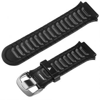 Garmin Forerunner 920XT Replacement Wrist Band Black/Silver/Grey