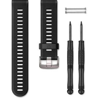 Garmin Forerunner® Silicon Replacement Band Black