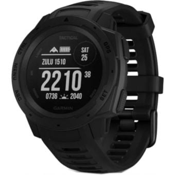 Garmin Instinct Tactical GPS Watch Black