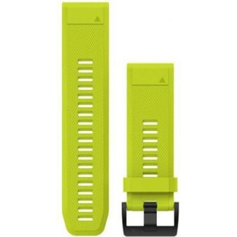 Garmin Quickfit 26mm Silicone Band Amp Yellow