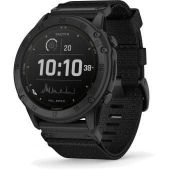 Garmin Tactix Delta Solar Edition GPS Watch Black