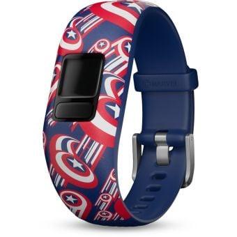 Garmin Vívofit®jr.2 Adjustable Replacement Band Captain America