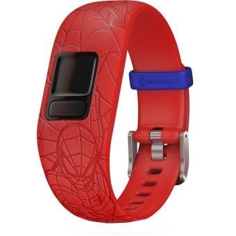 Garmin Vívofit®jr.2 Adjustable Replacement Band Spider-Man Red
