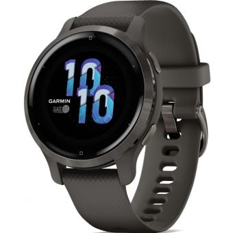 Garmin Venu 2S GPS Smart Watch Grey/Slate