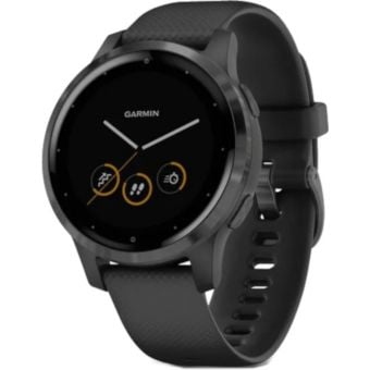Garmin Vivoactive 4S GPS Smart Watch Black/Slate