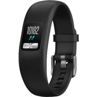 Garmin Vivofit 4 Activity Tracker Black Large