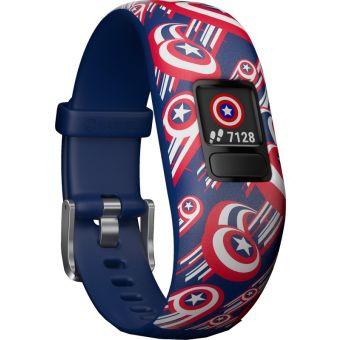 Garmin Vivofit jr.2 Adjustable Band Activity Tracker Captain America