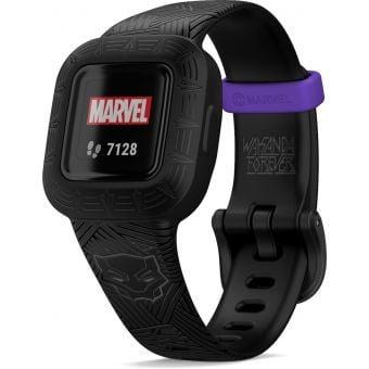 Garmin Vivofit jr.3 Adjustable Band Activity Tracker Black Panther