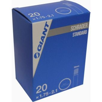 "Giant 20x1.75/2.1"" Schrader Valve 35mm Tube"