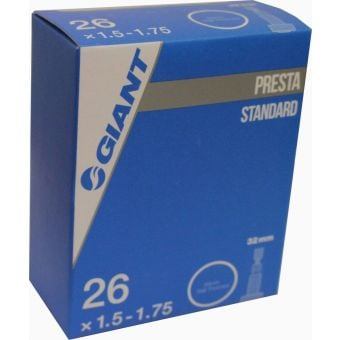 "Giant 26x1.5/1.75"" Presta Valve 32mm Threaded Tube"