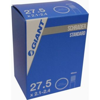 "Giant 27.5x2.10/2.40"" Schrader Valve 40mm Tube"
