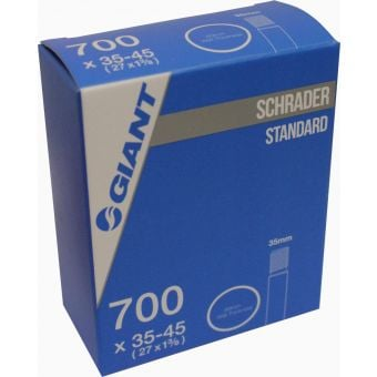 Giant 700x35/45c Schrader Valve 35mm Tube