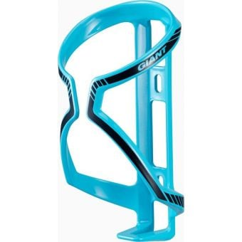 Giant Airway Sport Bottle Cage Blue/Gloss Black