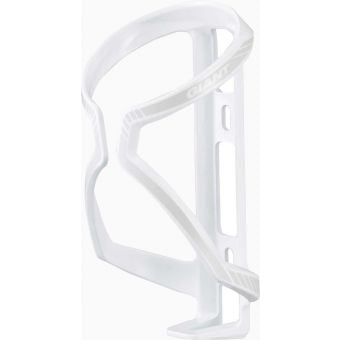 Giant Airway Sport Bottle Cage White/Gloss Grey