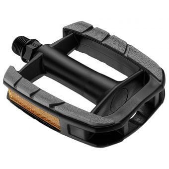 Giant City Core Flat Pedals Black 2020