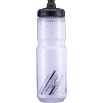 Giant PourFast Evercool 600mL Insulated Water Bottle Transparent/Grey