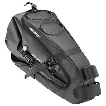 Giant H2Pro 10 Litre Saddle Bag Black