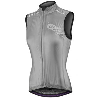 Giant LIV Cefira Womens Wind Vest Silver 2020