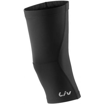 Giant LIV Mid-Thermal Womens Knee Warmers Black
