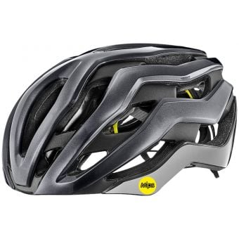 Giant Liv Rev Pro MIPS Womens Helmet Metallic Black