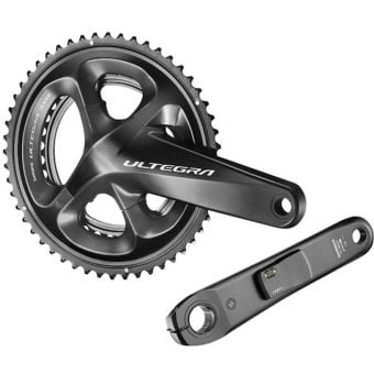 Giant Power Pro Ultegra R8000 175mm 52/36T Dual Side Power Meter