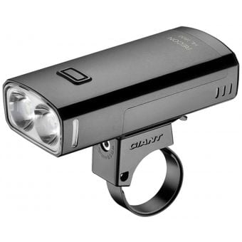 Giant Recon HL 1800 USB Rechargeable 1800lm Front Light Black