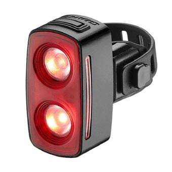 Giant Recon TL200 Rechargeable Rear Light Black