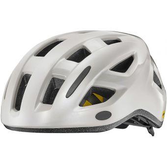 Giant Relay MIPS Youth Helmet Gloss White S/M (49-57cm)