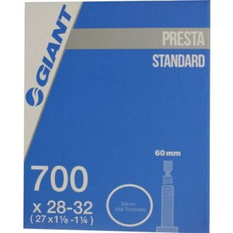 Giant Tube 700x28-32 PV 60mm Threaded