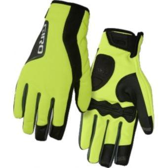 Giro Ambient 2.0 Winter Gloves Fluro Yellow/Black